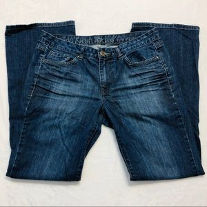Calvin Klein- Ultimate Boot Jeans Size 12